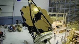 Download Webb Telescope Milestone: Completion of Telescope Element Video