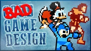 Download Bad Game Design - (Some) NES Games Video