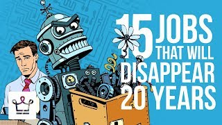 Download 15 Jobs That Will Disappear In The Next 20 Years Due To AI Video
