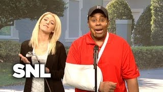 Download The Situation Room: Tiger Woods' Accidents - SNL Video