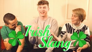 Download THE IRISH SLANG CHALLENGE!!! Video