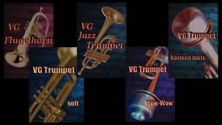 Download Kontakt 5 Native Instruments VST Brass library. Trumpets. Horns. Video