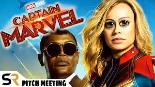 Download Captain Marvel Pitch Meeting Video
