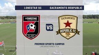 Download Development Academy Showcase: U-17/18 Lonestar SC Academy vs. Sacramento Republic FC Video