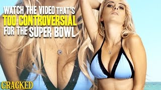 Download Watch The Video That's TOO CONTROVERSIAL For The Super Bowl Video
