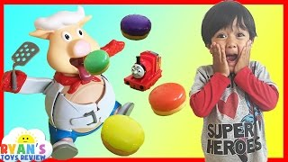 Download Pop The Pig Family Fun Game for kids with Egg Surprise Toys Video