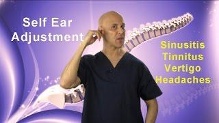 Download Self-Ear Adjustment / Relief of Sinusitis, Congestion, Tinnitis, Vertigo, & Headaches - Dr Mandell Video