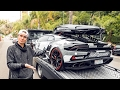 Download SAYING GOOD BYE TO THE LAMBO! | VLOG 296 Video