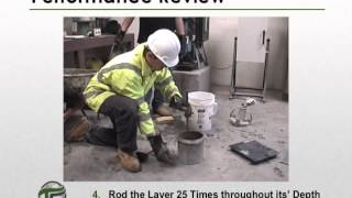 Download ASTM C231 2015: Air Content of Freshly Mixed Concrete (Pressure) Video