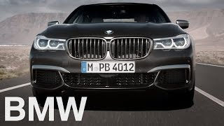 Download Driving Luxury with 610hp. BMW M760Li xDrive. Video