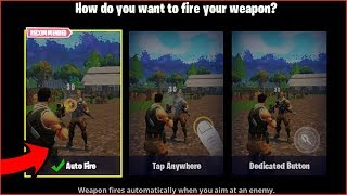 Download Mobile Fortnite - AUTO FIRE UPDATE - Where is Android??? Video
