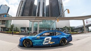 Download Inside look at the 2018 Camaro ZL1 NASCAR Race car! Video