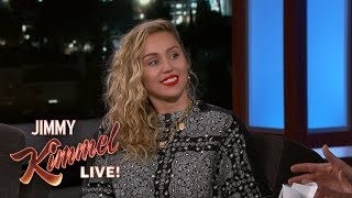 Download Miley Cyrus on Smoking Pot & Liam Hemsworth Scaring Her Video