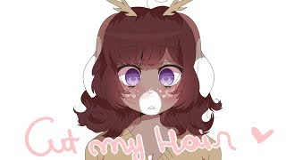 Download CUT MY HAIR ♥ Animation Meme Video