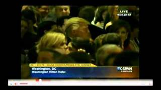 Download Obama & Seth Meyers Kill at White House Correspondents Dinner, Roast Donald Trump Video