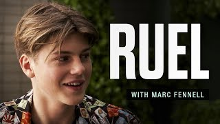 Download Ruel: 'Songwriting is exaggerating' Video