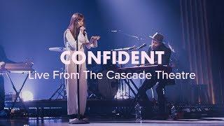 Download Confident (LIVE) - Steffany Gretzinger & Bobby Strand   BLACKOUT Video