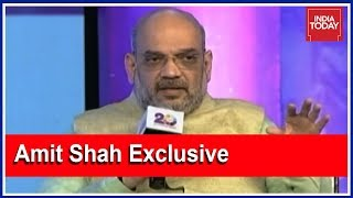Download Amit Shah Expresses Confidence In Winning Upcoming State Polls | India Today Exclusive Video