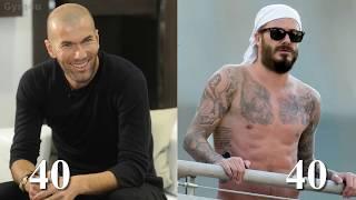 Download Zinedine Zidane vs David Beckham Transformation ★ 2019 Video