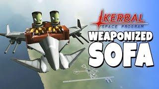 Download KSP - Weaponized Sofa Video