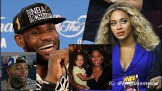 Download LeBron James Exposed For Cheating w/ Beyonce & Hiding Kids Like Drake In Mom's Ex Da Real Lambo Book Video