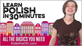 Download Learn Polish in 30 Minutes - ALL the Basics You Need Video