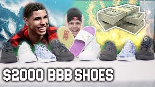 Download WE BOUGHT $2,000 of Big Baller Brand SHOES! LaMelo's & Lonzo's Shoes! Video