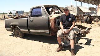 Download Dulcich's Dodge Truck Fetish! - Roadkill Extra Video