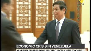 Download China offers to help Venezuela cope with economic crisis Video