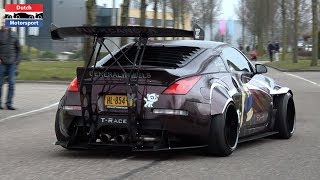 Download Nissan 350Z Compilation - BRUTAL Sounds! Video