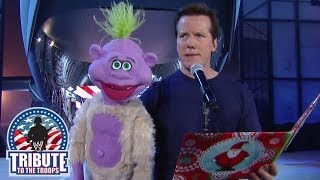 Download Jeff Dunham meets Big Show: Tribute to the Troops 2013 Video