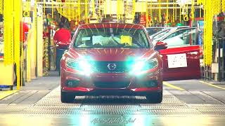 Download Nissan Altima 2017 Assembly Process Video