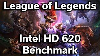 Download League of Legends - Intel HD 620 - i3-7100u - Acer Aspire E15 - Benchmark Video