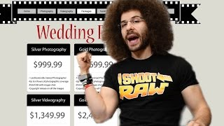 Download This Photography Site Needs A COMPLETE OVERHAUL!!! Rapid Fire Website Critique Video