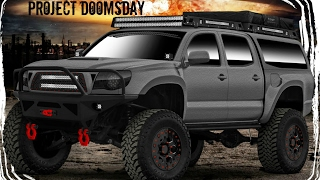 Download Project Doomsday gets raptor lined U-POL Raptor bedliner Video