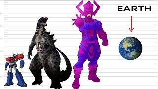 Download Universe Size Comparison (fictional) Video
