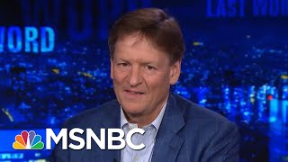 Download 'Moneyball' Author Studies President Donald Trump, Finds Government Neglect | The Last Word | MSNBC Video