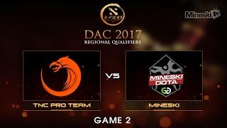 Download Mineski vs TNC Pro Team   Dota 2 Asia Championship   Group Stage   Best of 3   Game 2 Video