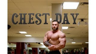 Download Chris Bumstead Off Season Chest Day Video