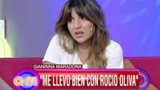 Download Gianinna Maradona: ″Sergio me demostró que el amor puede ser de otra manera″ - AM Video