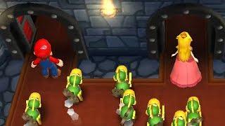 Download Mario Party 9 Step It Up - Luigi vs Peach vs Mario vs Waluigi Master Difficulty Gameplay | GreenSpot Video