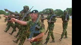 Download RG Soldiers mentor Gambian Armed Forces Video