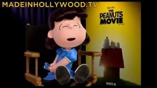 Download The 'Peanuts' Characters On Their Film! Video
