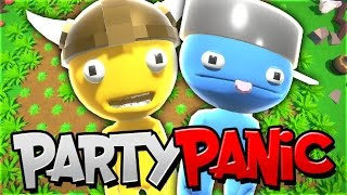 Download FUNNIEST MULTIPLAYER GAME EVER!! | Party Panic [#1] Video