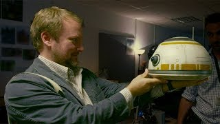 Download Star Wars Director Rian Johnson's Vision for The Last Jedi Video