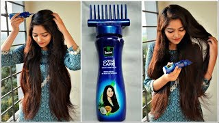 Download NEW Parachute Extra Care Oil ROOT APPLIER Review and Use | How to Apply HAIR OIL for Hair GROWTH Video