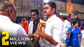 Download Respect! We enjoyed Vijay's Medal Grabbing Moment - Uncut Footages! Video