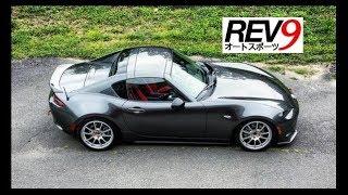 Download REV9 Autosport ND Miata RF - GQM Review Video