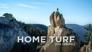 Download Home Turf: The Needles - Rock Climb With Alex Honnold in 360-Degrees Video