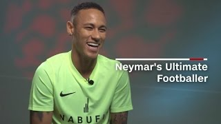 Download Neymar's perfect footballer: Who does he choose? Video
